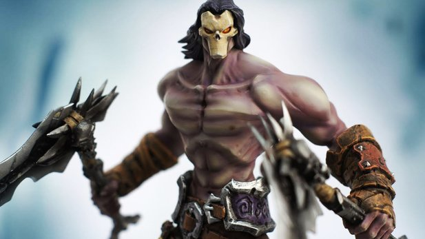 Darksiders 2 Deathinitive Edition gab es in Asien kurzerhand obendrauf.