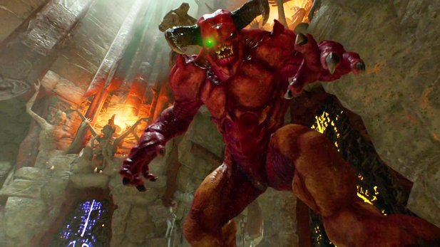 Doom - Kampagnen-Trailer mit brutalen Gameplay-Szenen
