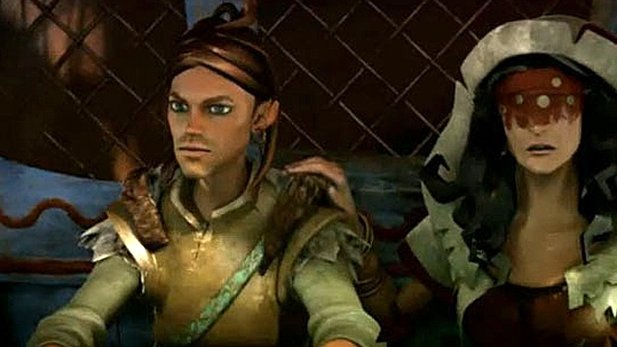 Fable: The Journey - Trailer ansehen