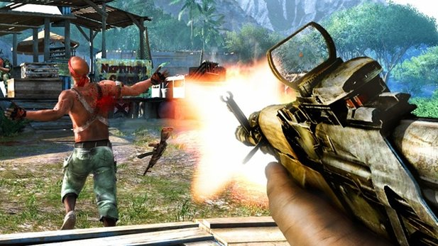 Gameplay-Video von Far Cry 3