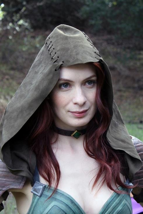 Felicia Day. Foto: USA Today