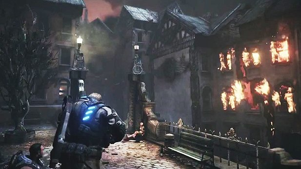 Gears of War: Judgment - Kampagne: Museum