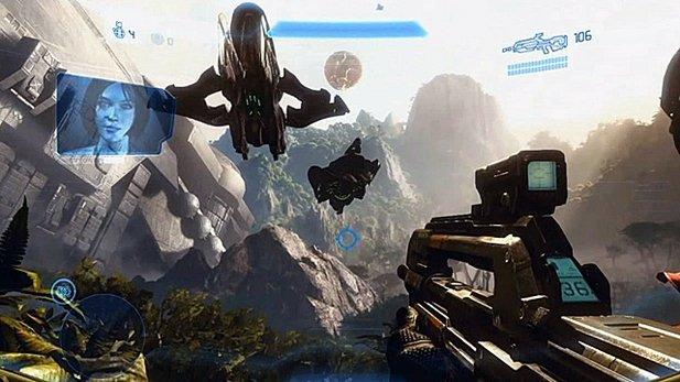 Halo 4 - Gameplay-Demo von der E3