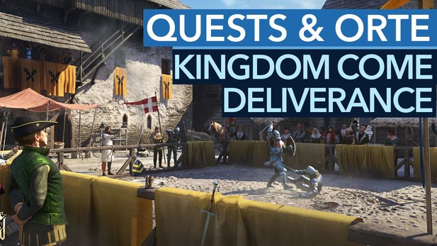 Kingdom Come: Deliverance - E3-Demo: Kloster-Quest und neue Orte