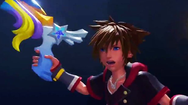 Kingdom Hearts 3 - Gameplay-Trailer von der E3 2015