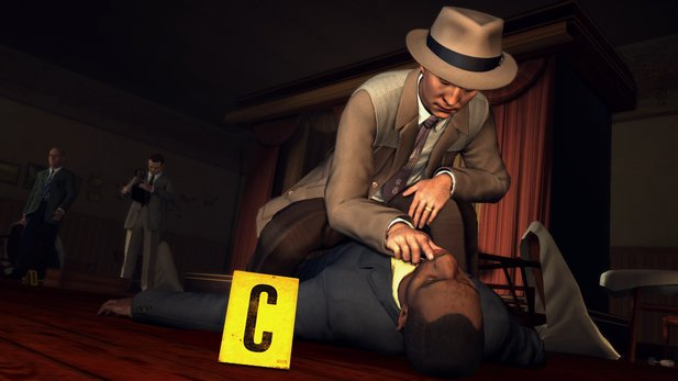 L.A. Noire - Gameplay-Trailer zeigt Vorteile der Nintendo Switch-Version