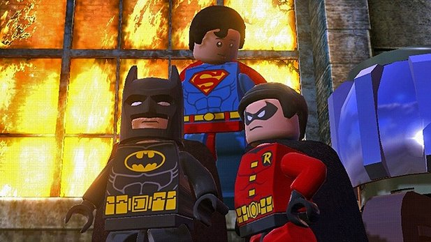 Test-Video zu LEGO Batman 2: DC Super Heroes