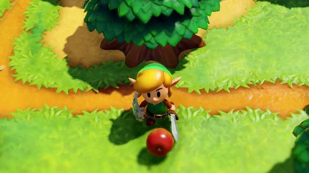 The Legend of Zelda: Link's Awakening Strikes A New One Look