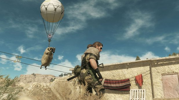 Das November-Update für Metal Gear Solid 5: The Phantom Pain steht kurz vor dem Release.