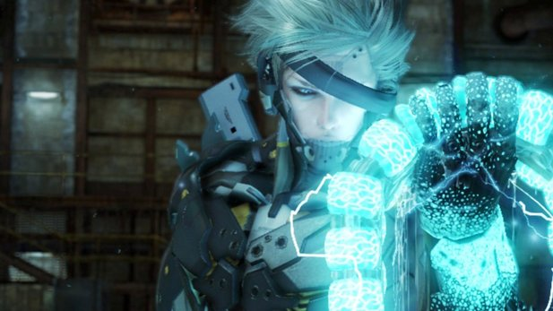 Raiden - Hauptdarsteller in Metal Gear Solid: Rising