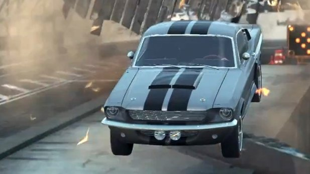 Need for Speed: Most Wanted - Trailer zum Terminal-Velocity-, Movie Legends- & Heroes-DLC