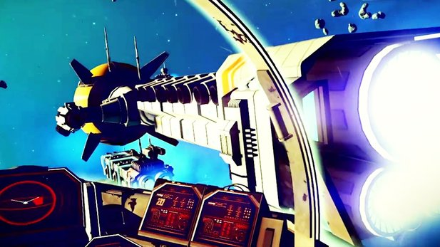 No Man's Sky - Gameplay-Trailer von der PC Gaming Show der E3