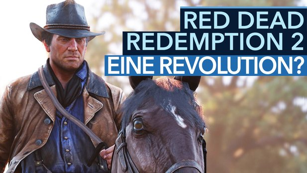 Red Dead Redemption 2 - Video: Wird das die nächste Gaming-Revolution?