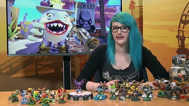 Skylanders: Swap Force - Vorschau-Video mit Hands-On zu den neuen Figuren