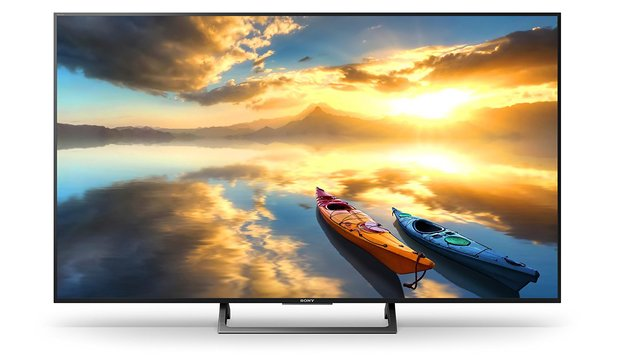 sony 55 zoll uhd fernseher mit hdr f r 649 euro last. Black Bedroom Furniture Sets. Home Design Ideas