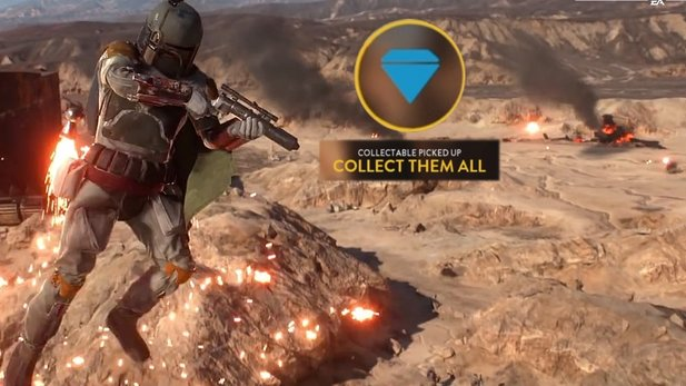 Star Wars: Battlefront (Beta) - Guide für den Survival-Modus: Alle Collectibles auf Tatooine