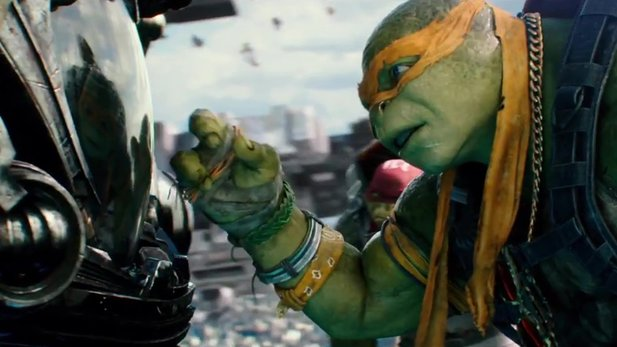 Teenage Mutant Ninja Turtles: Out of the Shadows - Super-Bowl-Trailer mit neuen Gegenspielern