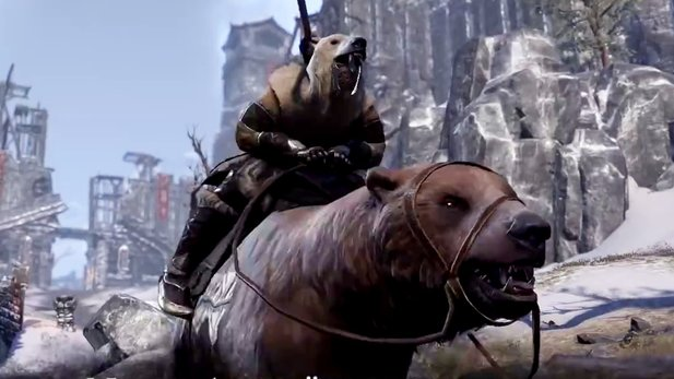 The Elder Scrolls Online - Trailer: Willkommen in Orsinium