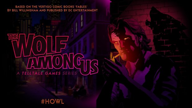 The Wolf Among Us basiert auf dem erfolgreichen US-Comic »Fables«.