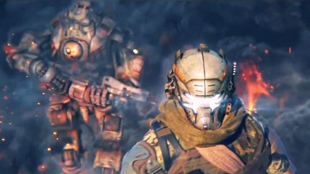 Titanfall - Live-Action-Trailer »Free the Frontier«