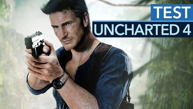 Uncharted 4: A Thief's End - Test-Video zum PS4-Abenteuer