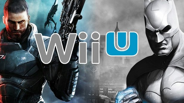 Wii-U-Nachtests - Mass Effect 3, Arkham City & Co