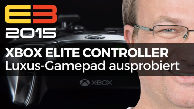 Xbox One - Video-Fazit zum Elite Controller