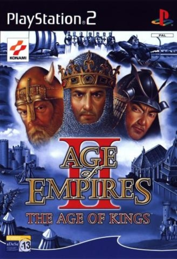 Cover zu Age of Empires II