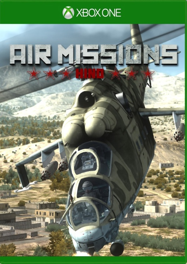 Cover zu Air Missions: Hind