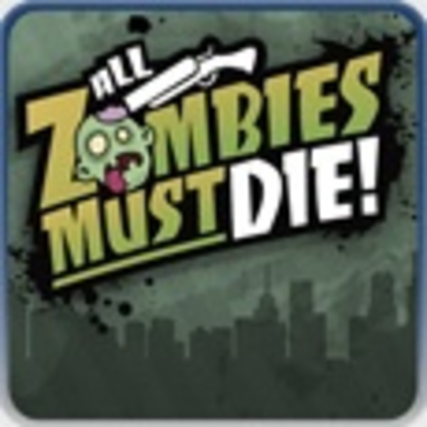 Cover zu All Zombies Must Die!