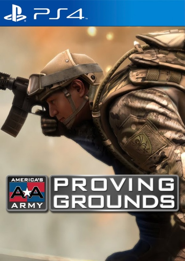 Cover zu America's Army: Proving Grounds