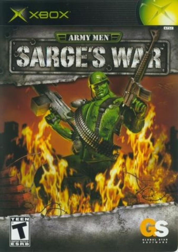 Cover zu Army Men:Sarge's War