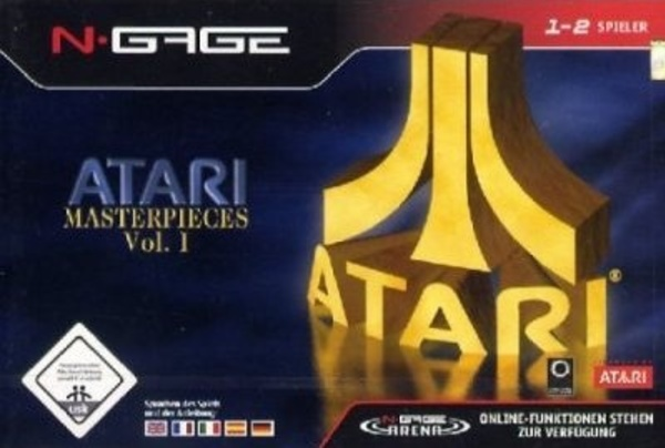 Cover zu Atari Masterpieces Vol. I