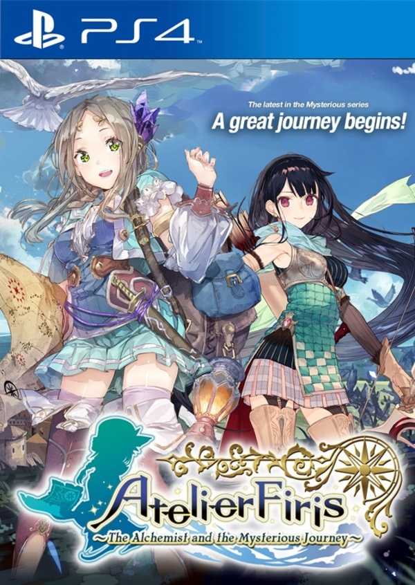 Cover zu Atelier Firis: The Alchemist and the Mysterious Journey