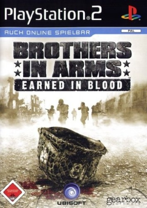 Cover zu Brothers in Arms: Earned in Blood