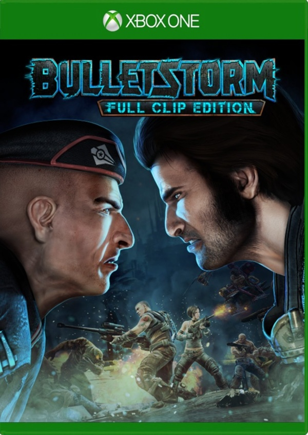 Cover zu Bulletstorm: Full Clip Edition