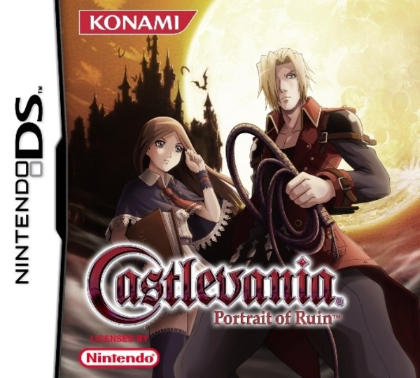 Cover zu Castlevania: Portrait of Ruin