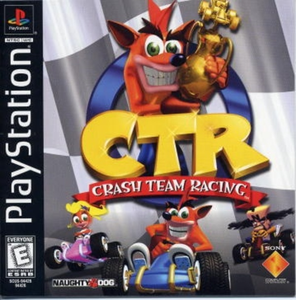 Cover zu Crash Team Racing