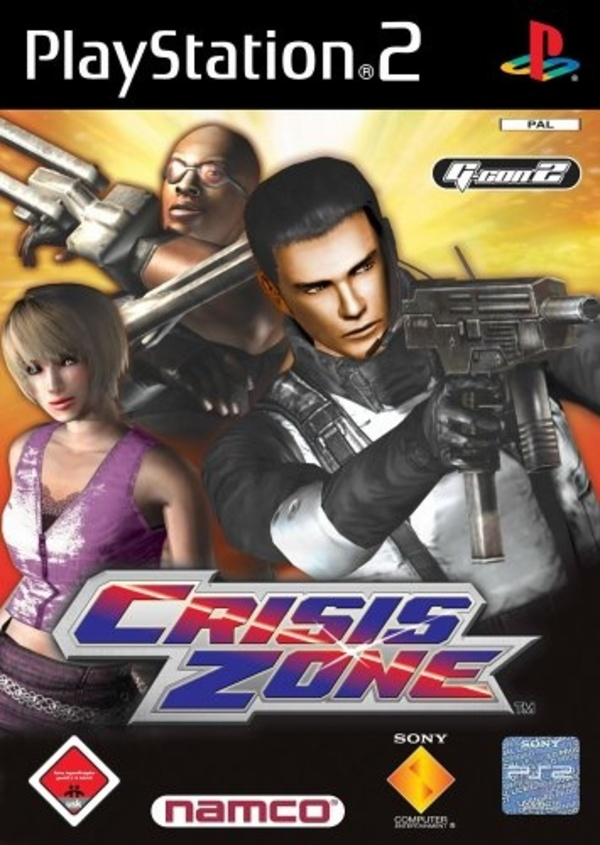 Cover zu Crisis Zone