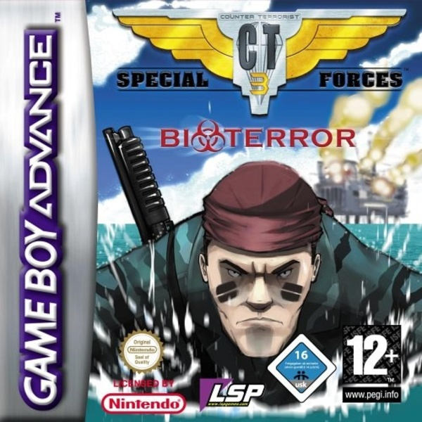 Cover zu CT Special Forces 3: Bioterror