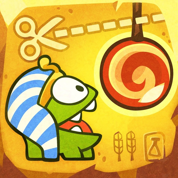 Cover zu Cut the Rope: Time Travel