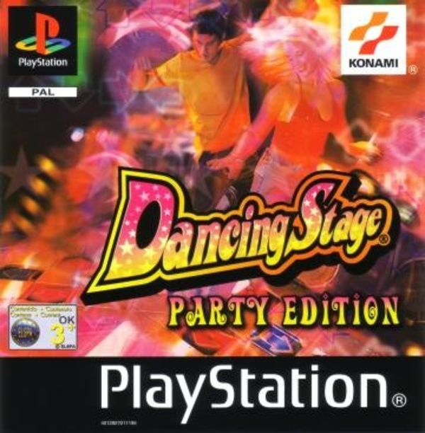 Cover zu Dancing Stage Party Edition