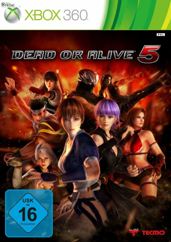 Cover zu Dead Or Alive 5