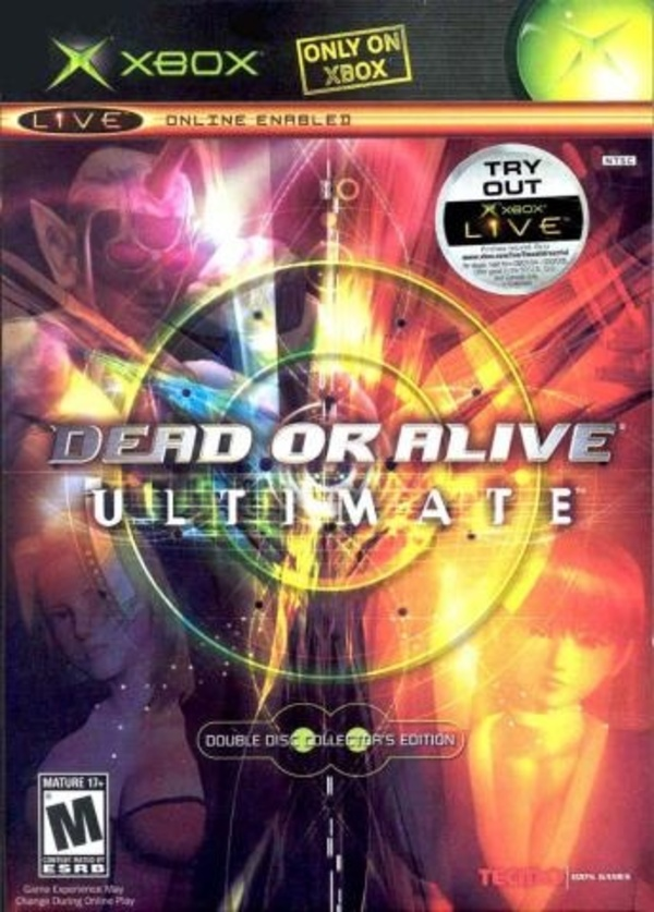 Cover zu Dead or Alive Ultimate