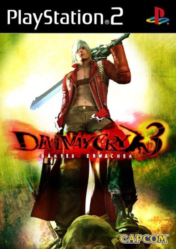 Cover zu Devil May Cry 3