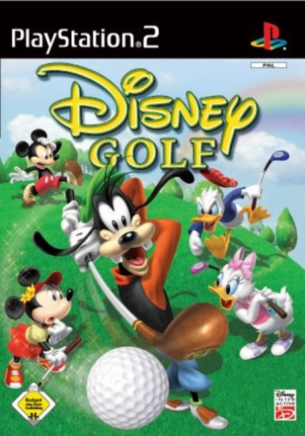 Cover zu Disney Golf