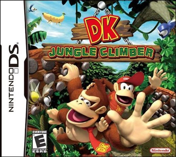 Cover zu Donkey Kong: Jungle Climber