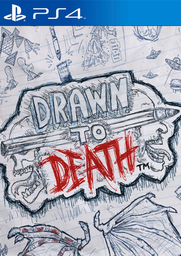 Cover zu Drawn to Death