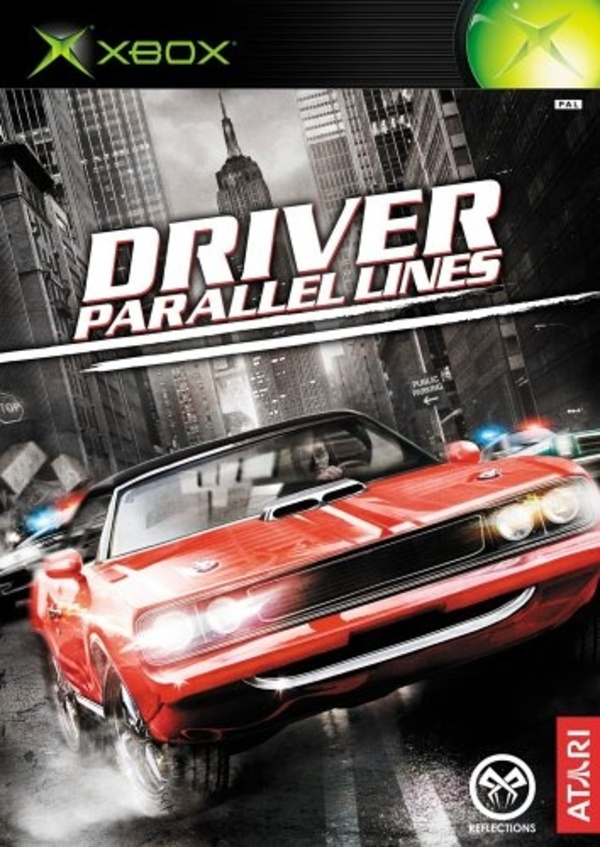 Cover zu Driver: Parallel Lines