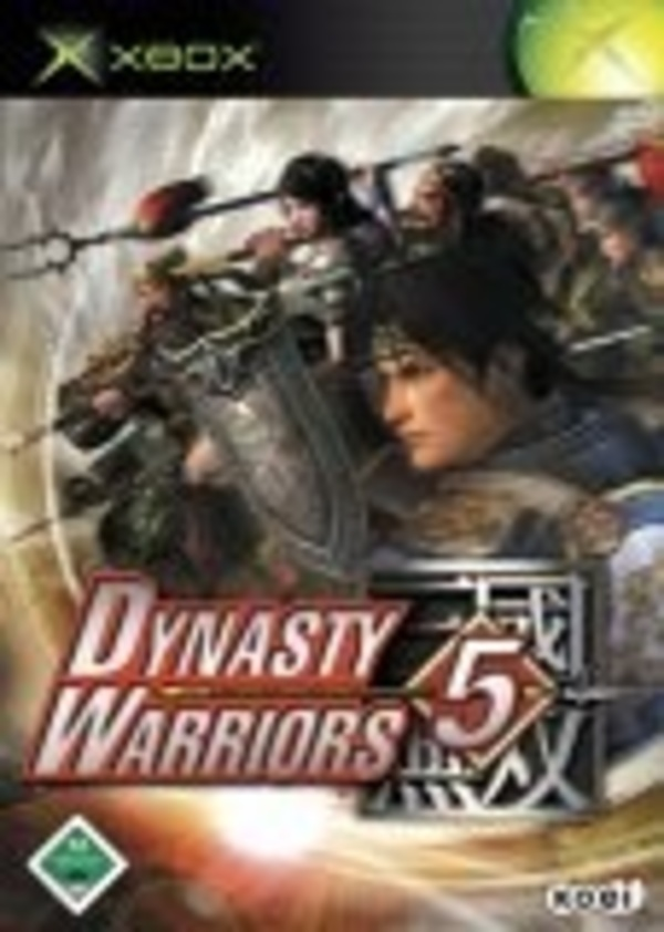 Cover zu Dynasty Warriors 5
